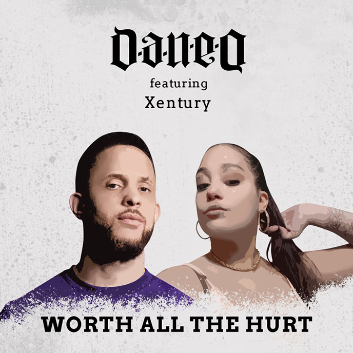 Dan-e-o releases video for Xentury-assisted Worth All The Hurt single