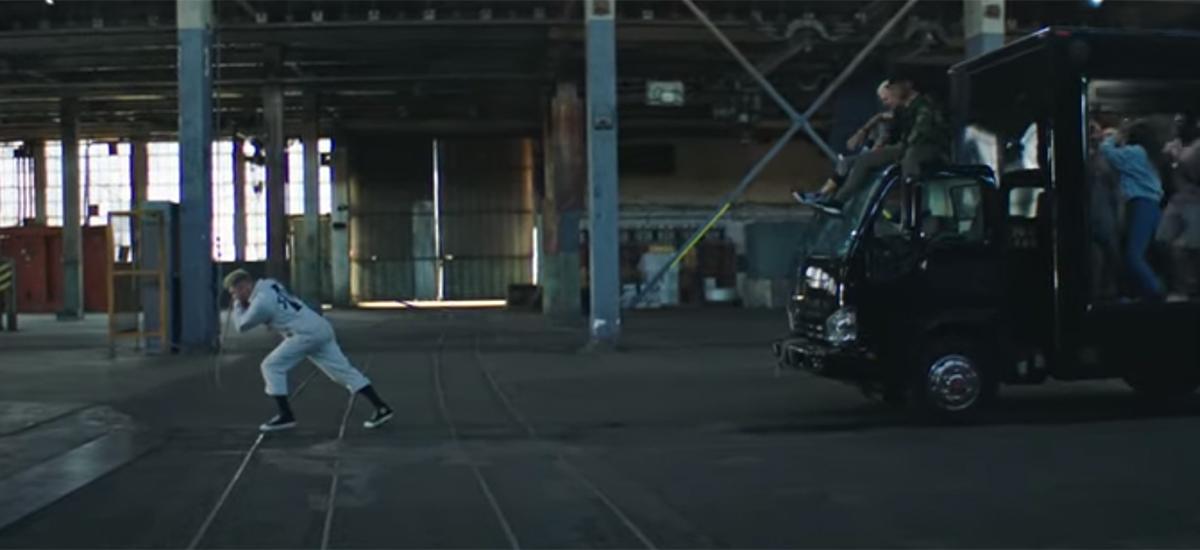 Jordan Hollywood releases Testament video