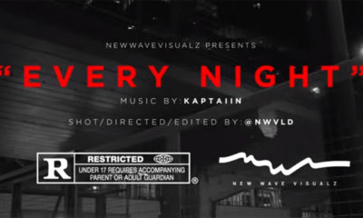 Kaptaiin enlists New Wave Visuals for Every Night
