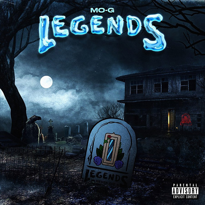 Mo-G releases Back Against the Wall video; Legends drops on Friday