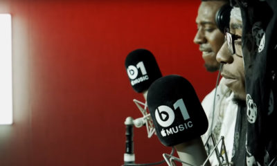 NorthsideBenji makes second appearance on Beats 1 for Fire in the Booth