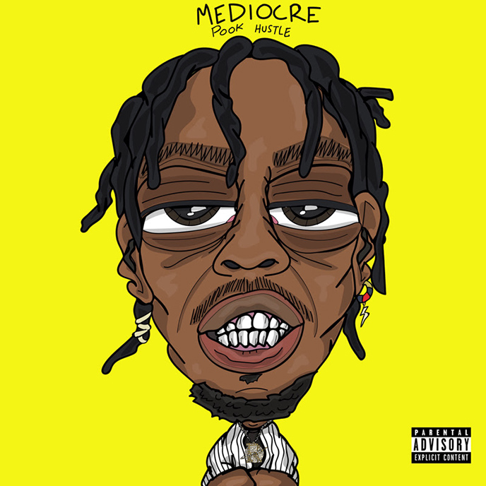 Mediocre: Pook Hustle previews the Yellow Tape EP with new single