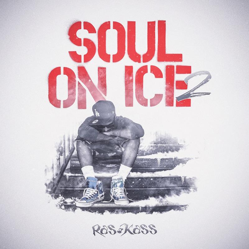 Artwork for the new Ras Kass album Soul on Ice 2.