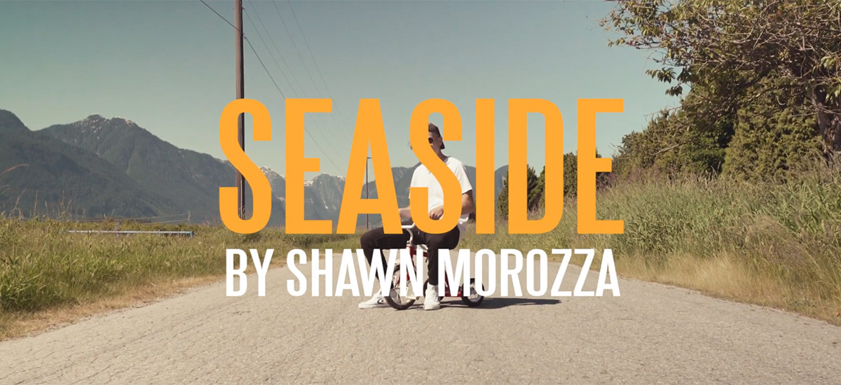 Vancouver artist Shawn Morozza releases Seaside video in support of new EP