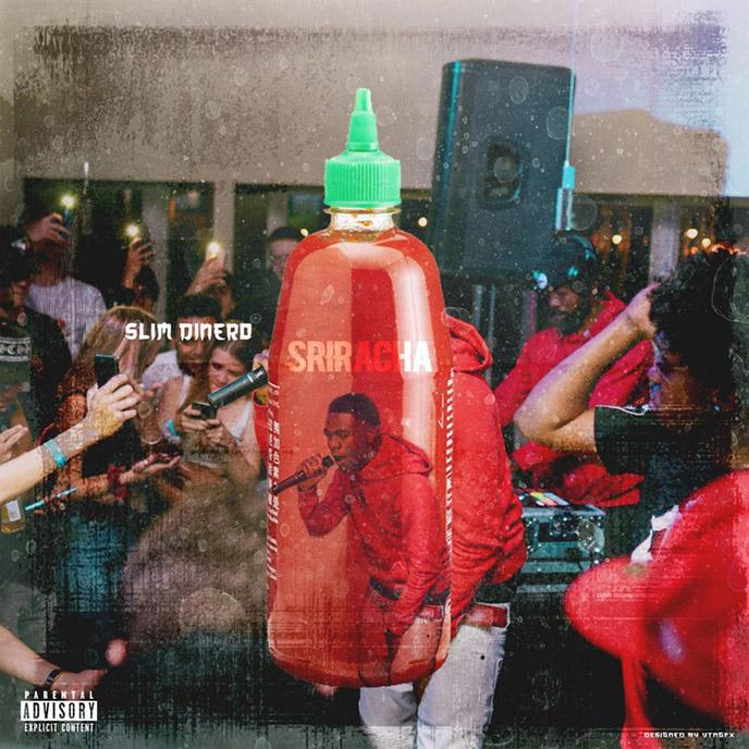 Toronto rapper Slim Dinero releases the Sriracha single and video