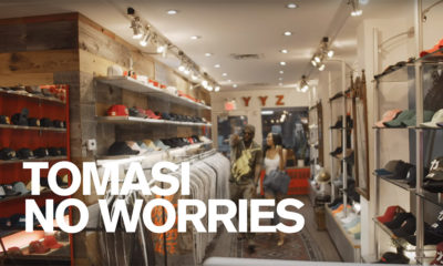 Tomasi drops the No Worries video in advance of Heartstroke EP