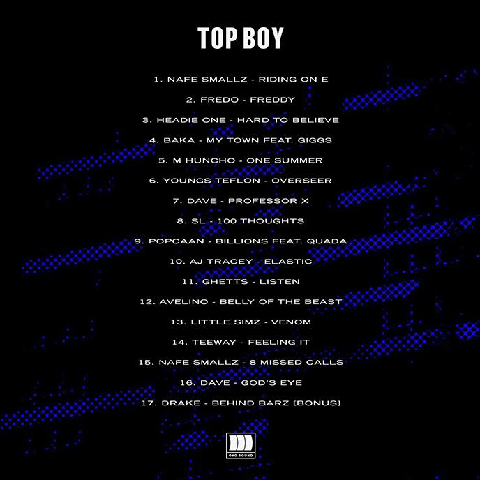 OVO Sound reveals track listing for Top Boy soundtrack coming Sept. 13