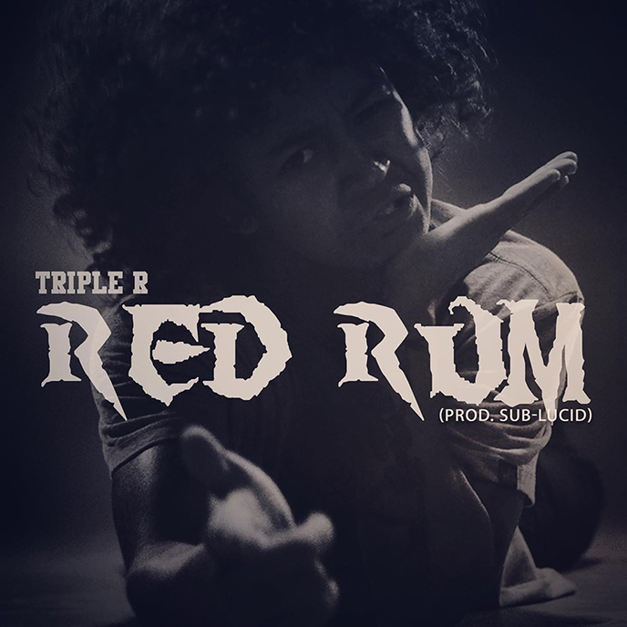 Triple-R announces Red Rum Records album for Oct. 1 and releases the Red Rum video