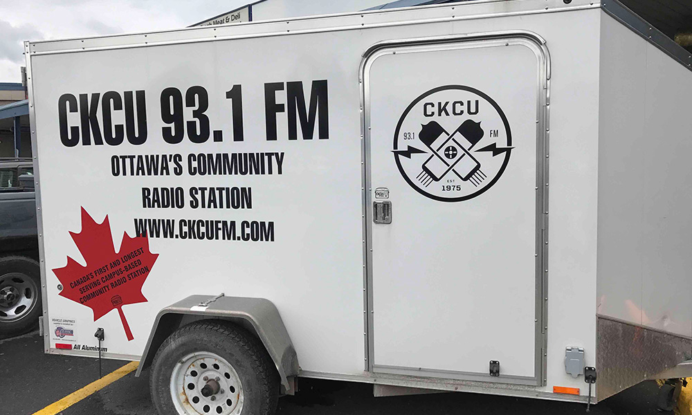 Ontario provincial reforms make university radio funding even more crucial; CKCU drive starts Oct. 25