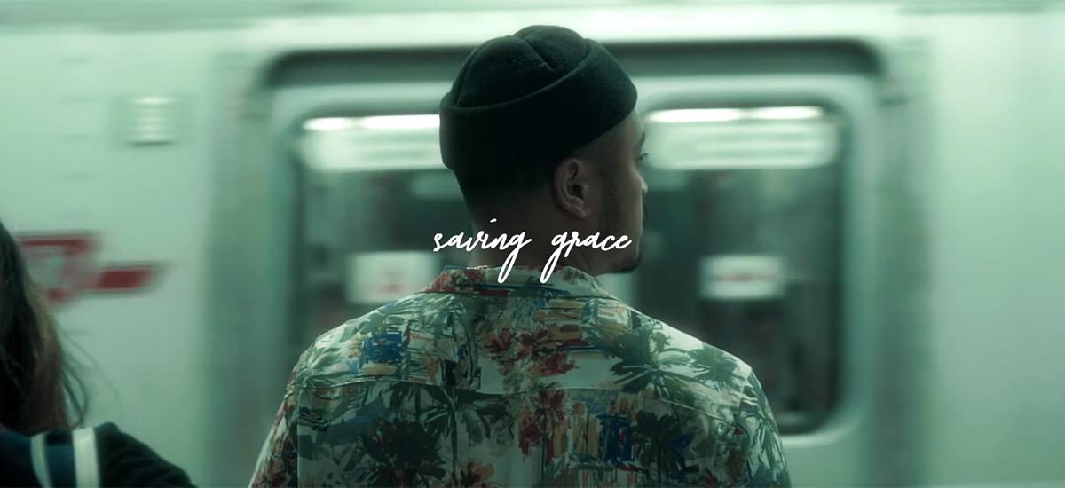 Winnipeg MC E.GG enlists Skye Spence for Saving Grace video