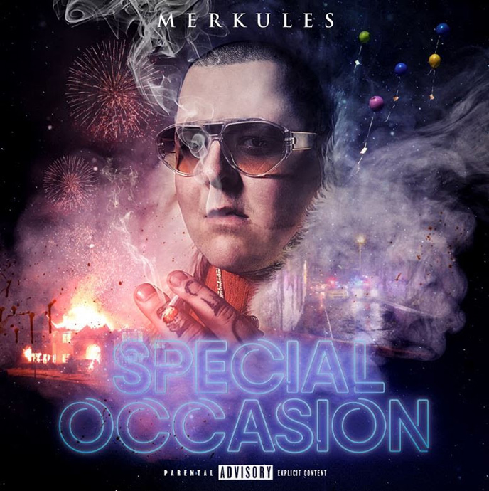 Merkules to release Special Occasion album Nov. 1; drops Bass single featuring Tech N9ne and Hopsin