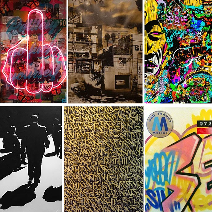 Regime Contemporary launches online store featuring art pieces by Evidence, Chali 2na and more