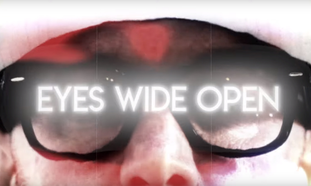 Vocab Slick previews new album with Eyes Wide Open video