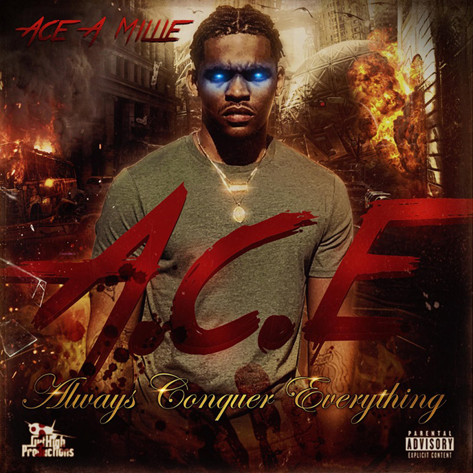 Cold In My City: Ace A Millie releases new visuals in support of the A.C.E. mixtape