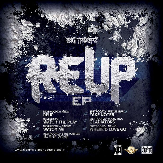 Toronto rapper Big Troopz enlists N.E-K.O for Reup
