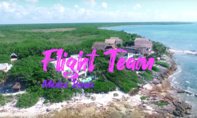 Create The Culture video Flight Team featuring Marquito