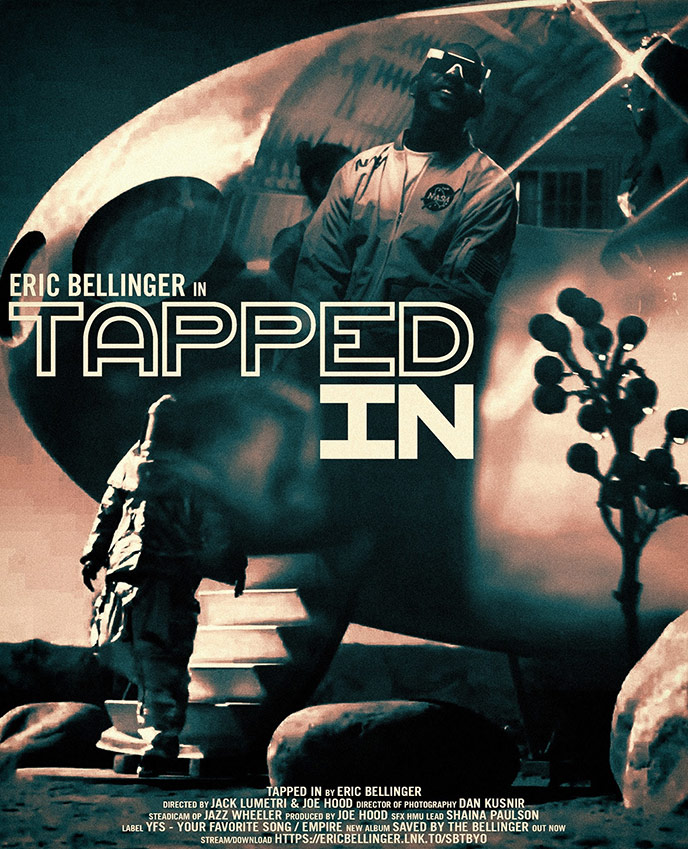 Eric Bellinger kicks off 3-day visual campaign with Tapped In video