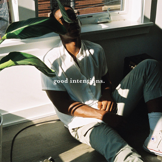 Jake Cromwell makes debut with Good Intentions album