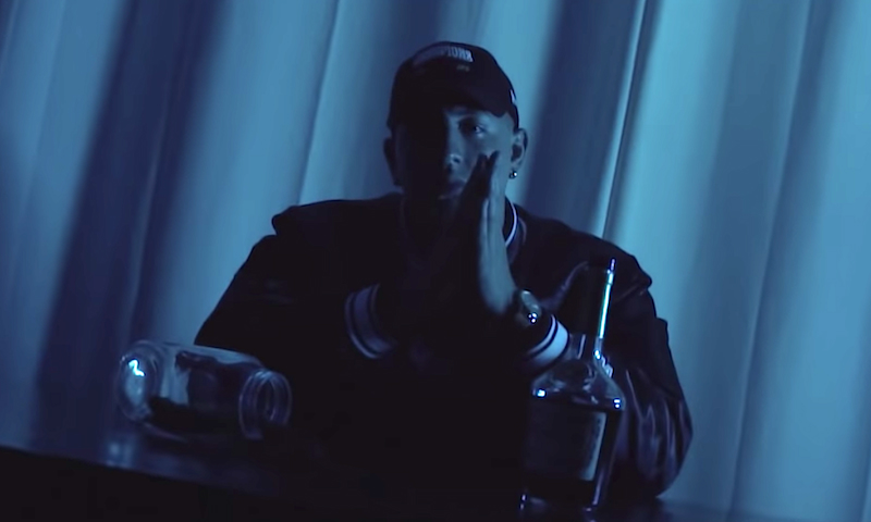 Trippin is the latest video from Toronto-based artists Magic Seis.