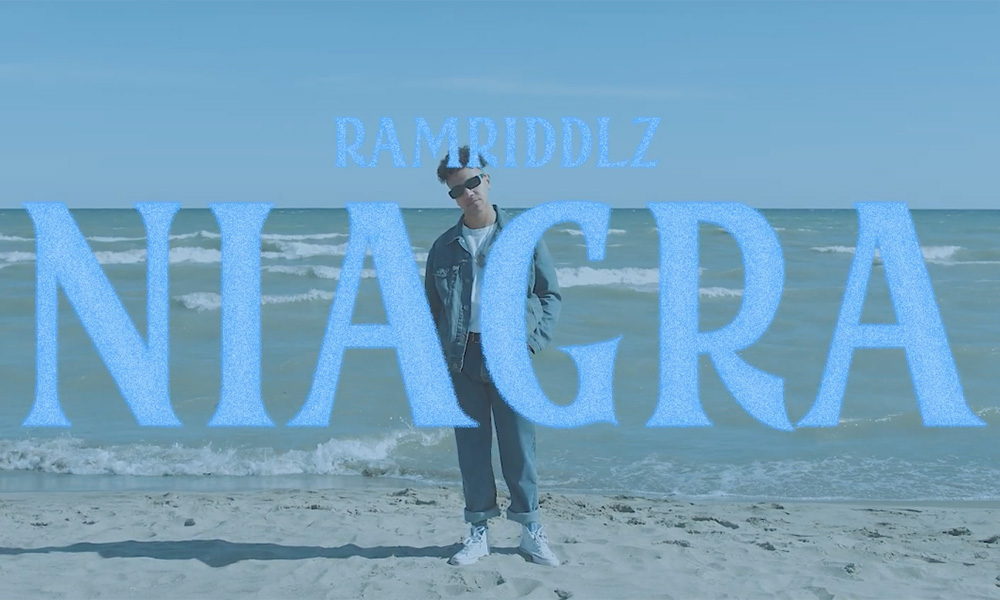 Ramriddlz previews Sweeter Dreams 2 with the Niagra video