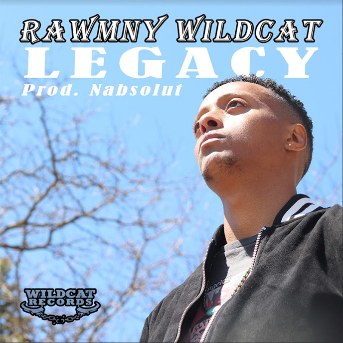Rawmny Wildcat previews Legacy album with title track video