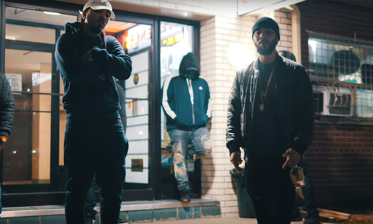 Fake Love: SG and Freeze of ScrapGang drop new single and video