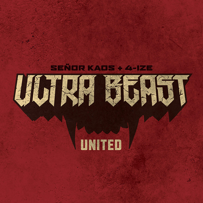Ultra Beast: 4-IZE and Señor Kaos release the United album