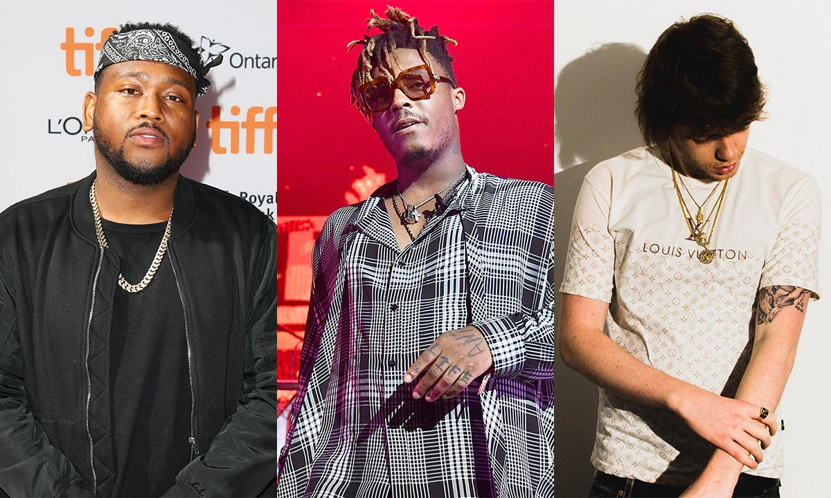 Juice WRLD frequently worked with Canadian producers: Boi-1da, Murda Beatz, Frank Dukes and more