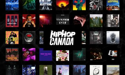 New Music on our Spotify playlist Canadian Fresh: Friyie, Booggz, Charle$, Duvy and more