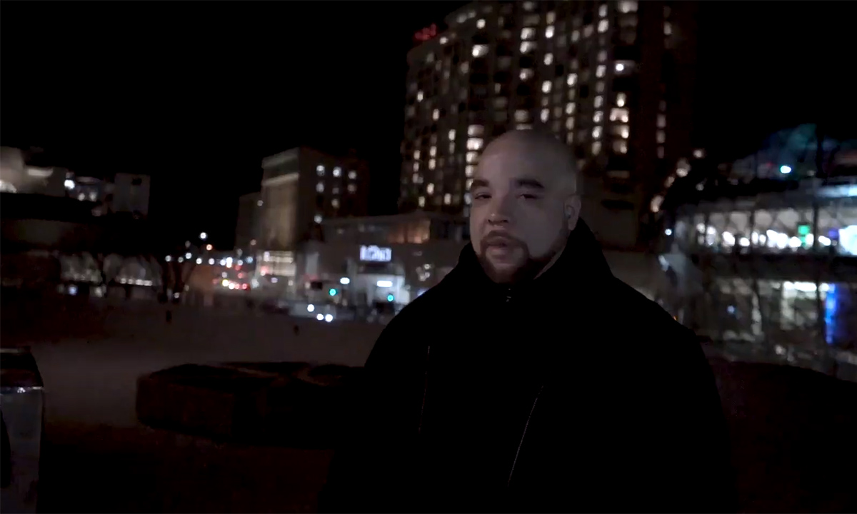 Dynamic (aka Ya Favourite Lightskin) drops the My Throne video in support of On a Quest