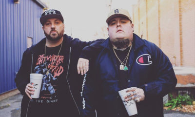 West Coast rappers Merkules and Evil Ebenezer team up for Dark Skies