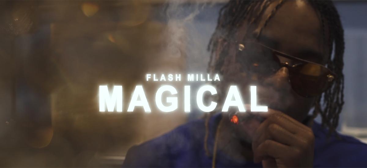 Toronto artist Flash Milla enlists Kavin Roberts for Magical