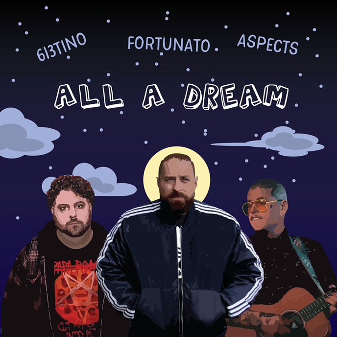 Fortunato enlists Aspects and 613tino for latest single All a Dream