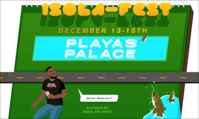 Dec. 13-15: Hannibal Buress announces Isola Fest featuring T-Pain, Flying Lotus, Serengeti and more
