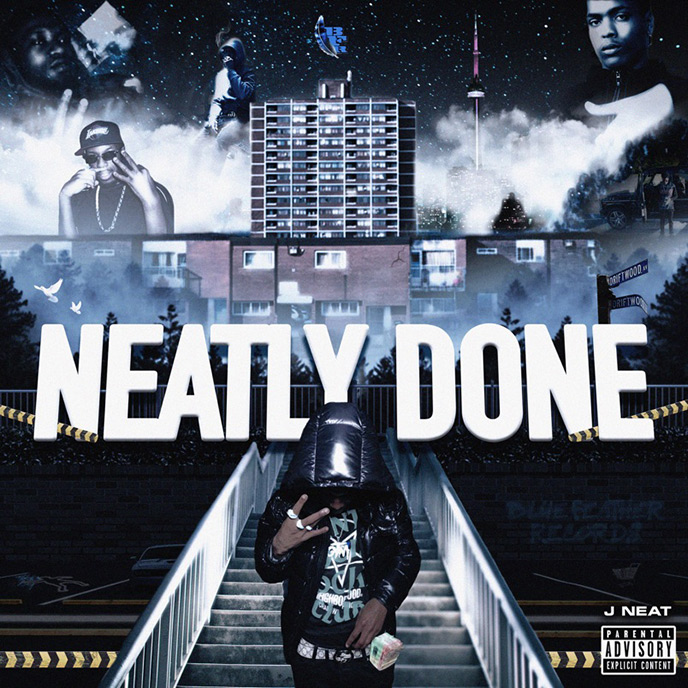 Neatly Done: Toronto rapper J Neat ends 2019 with new 13-track project
