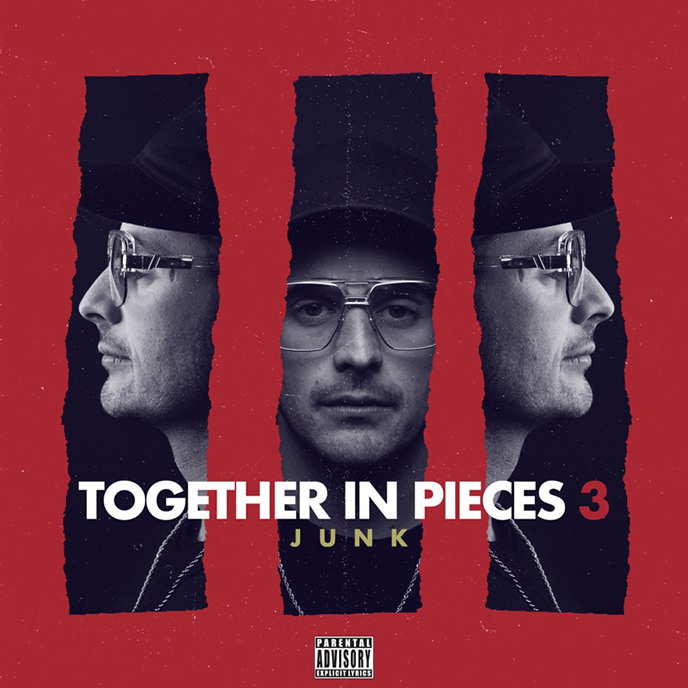 Junk enlists Hungry and Stevie Ross for Together in Pieces 3