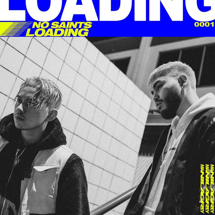 Vancouver duo Manila Grey release latest album No Saints Loading