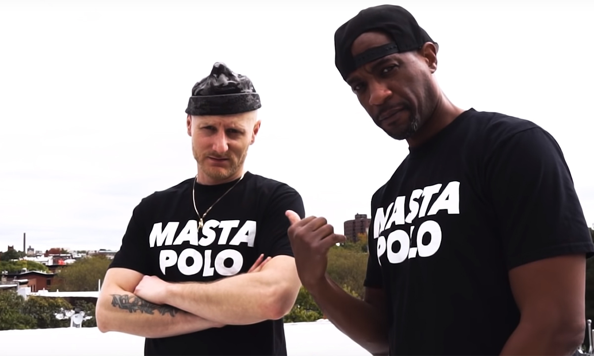 Marco Polo and Masta Ace drop Masta Polo video in support of A Breukelen Story Deluxe Edition