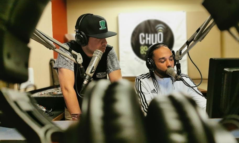 DJ Alive and Lil Thrilla discuss the end of NuBRLRadio; last episode airs Friday, Dec. 6