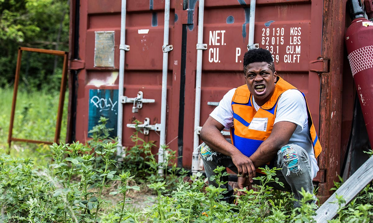 Toronto rapper Swagger Rite discusses his album debut The Swagged Out Pedestrian