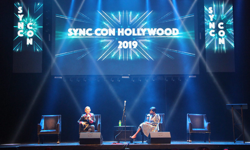 Sync Con Hollywood: Connecting the dots for hip-hop in Hollywood
