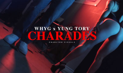 WhyG and Yung Tory enlist Charlton Visuals for Charades
