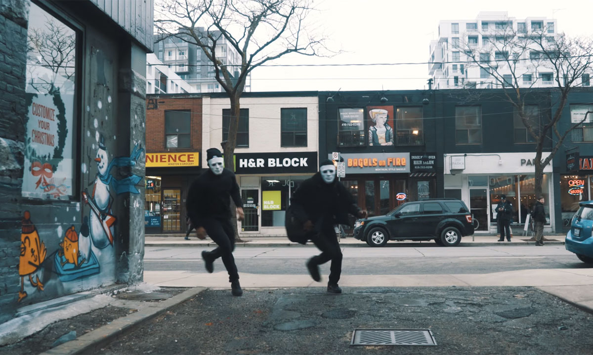 Asun Eastwood and Vago drop the Street Lights video in support of new Sewer Science album