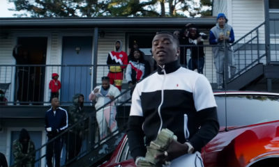 Bankroll Freddie gets Rich Off Grass in new Keemotion-directed video