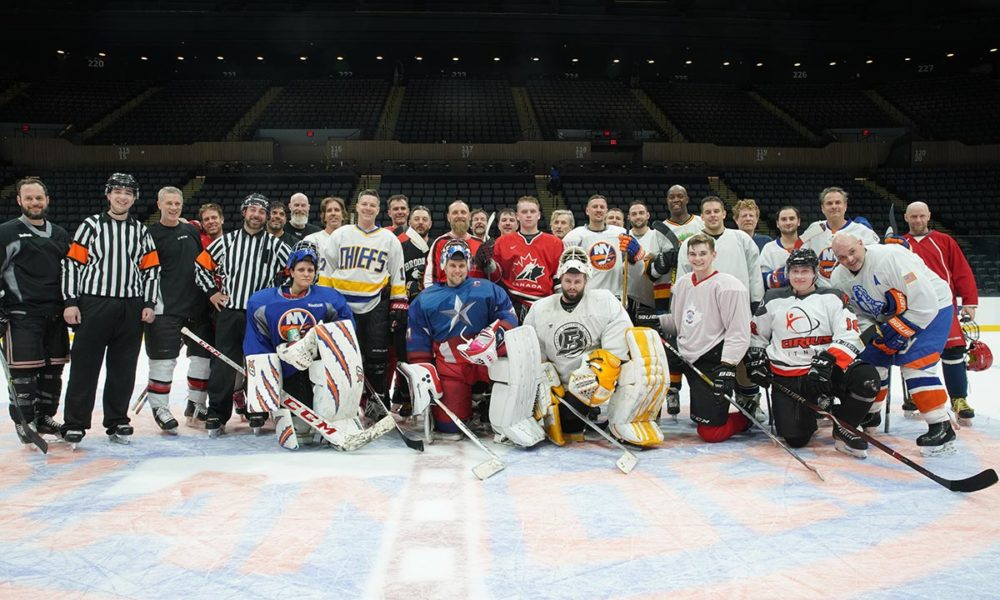 Head to Brooklyn for a once in a lifetime NHL hockey experience