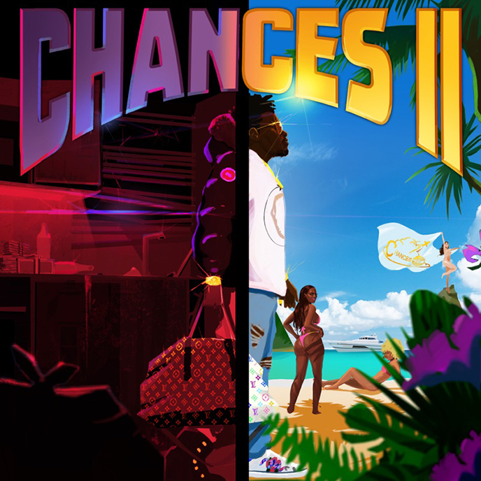 Blockboi Twitch releases the 14-track project Chances 11
