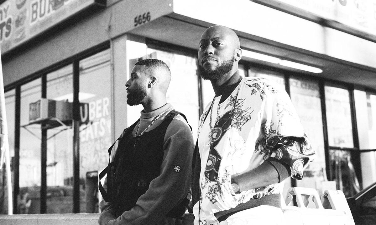 A Muse: OVO Sound duo dvsn release latest single