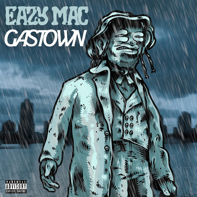 Song of the Day: Calgary artist Eazy Mac returns with the new Gastown video