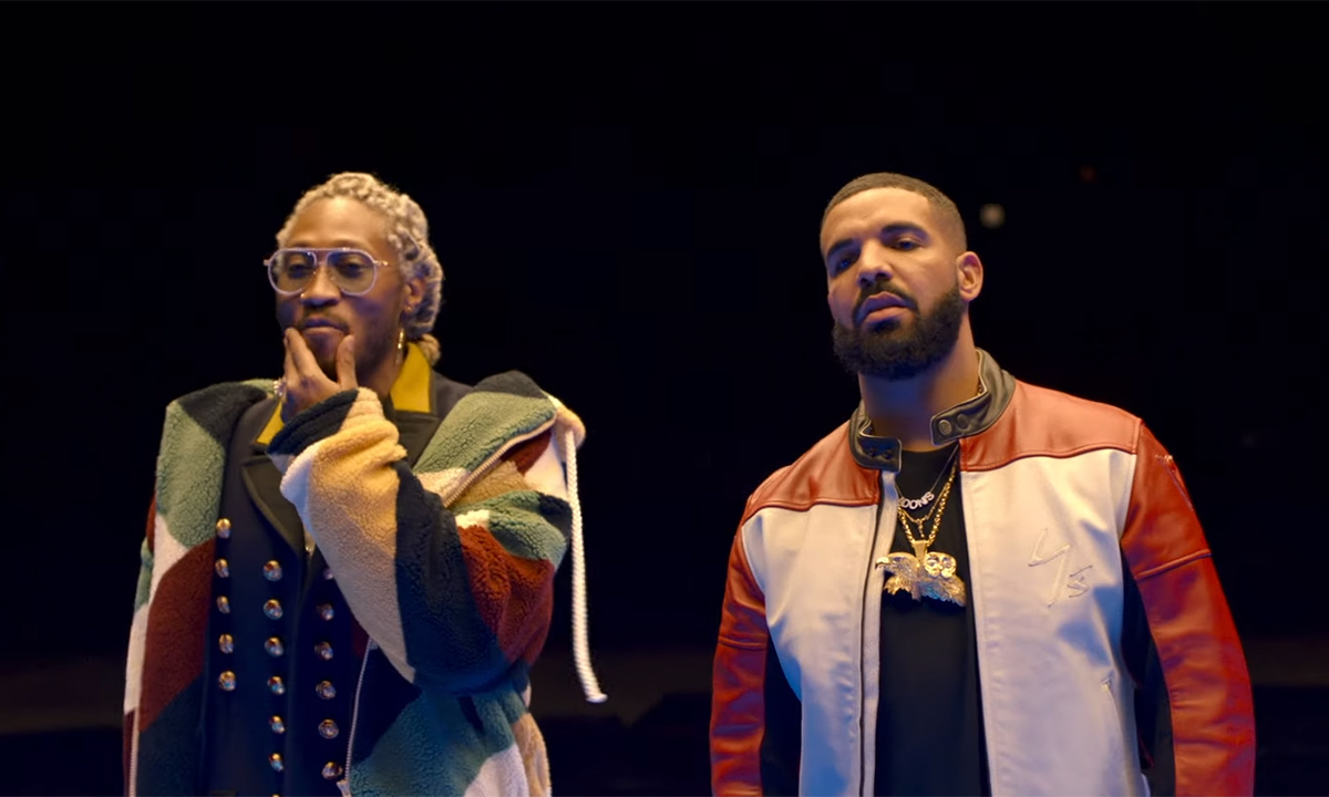 Future and Drake team up for new Life Is Good single and video
