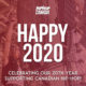 Happy 2020 from HipHopCanada!